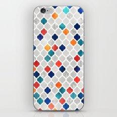 Sea & Spice Moroccan Pattern iPhone & iPod Skin