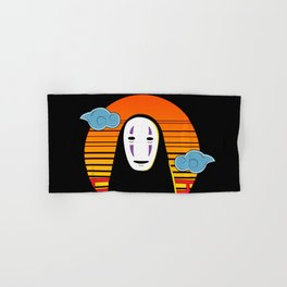 No Face a Lonely Spirit Hand & Bath Towel