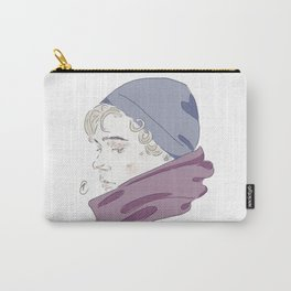 Isak Valtersen (scarf) Carry-All Pouch