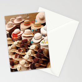 Hats Stationery Cards