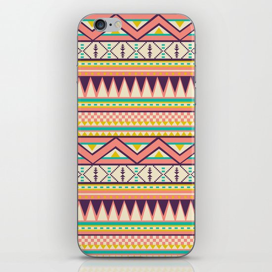 Ethnic love iPhone & iPod Skin