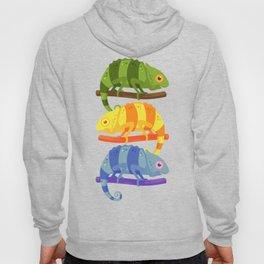 Colorful Reptile Hoody
