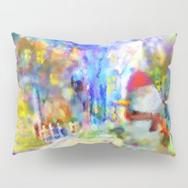 Be Happy in New 2016 Year ! Pillow Sham