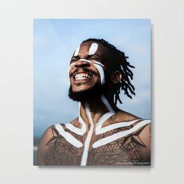 Art of war Metal Print