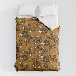 Sweet Stone Marten ( Martes foina ) Comforters
