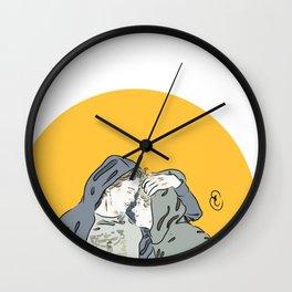 Happiness Wall Clock