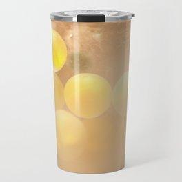 Glass-yellow Travel Mug