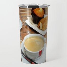 French Cafè Travel Mug