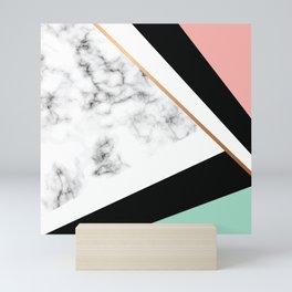 Marble III 031 Mini Art Print