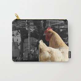 Another Dramatic Chicken Carry-All Pouch