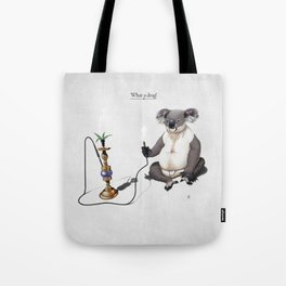What a drag! Tote Bag