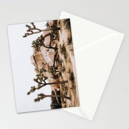 Joshua Tree II / California Desert Stationery Cards