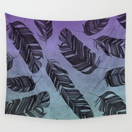 Feather Fade Wall Tapestry