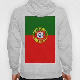 Flag of Portugal Hoody