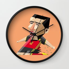 EDEN HAZARD Wall Clock