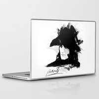 napoleon Laptop & iPad Skins featuring Napoleon Bonaparte by viva la revolucion
