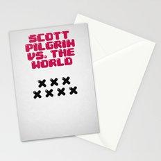 Scott Pilgrim vs. The World Stationery Cards