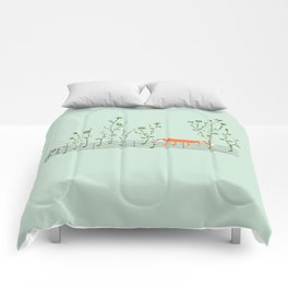 Happy Tune Comforters
