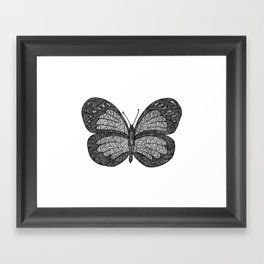 BUTTERFLY3 Framed Art Print