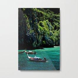 Phi Phi Island, Thailand Metal Print