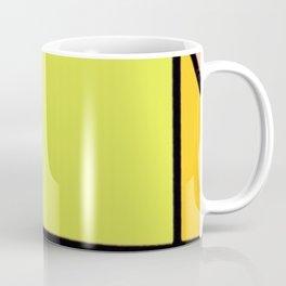 Glass Window Stained Coffee Mug