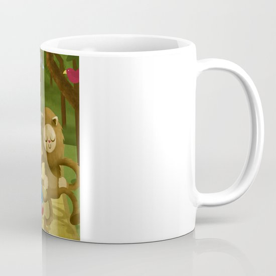 Wizard of Oz fan art Mug
