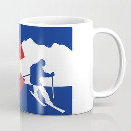 Colorado Skier Coffee Mug