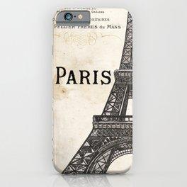 Paris Ooh La La 1 iPhone Case