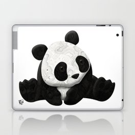 Lace Agate Panda Laptop & iPad Skin