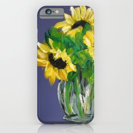 "Sunflowers ""The OG"" iPhone Case"
