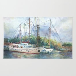 Ships Rug