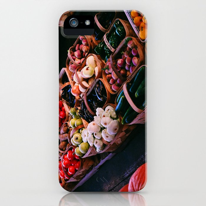Harvest Rainbow iPhone Case