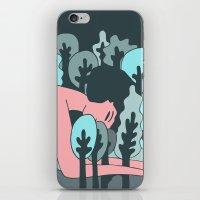 forrest iPhone & iPod Skins featuring forrest by Regina Rivas Bigordá