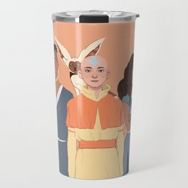 Team Avatar Travel Mug