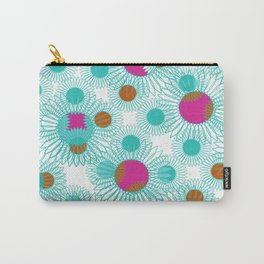 Spirallo Digital Print Carry-All Pouch