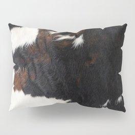 Cowhide Farmhouse Decor Pillow Sham