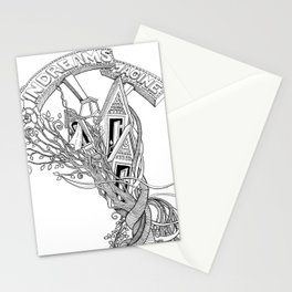 IN DREAMS (stationary cards) Stationery Cards