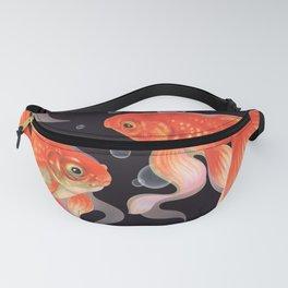 Goldfish Dabi deep water Fanny Pack