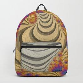 Who Doo Heaven - Fractal Art  Backpack