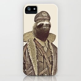 LIKE A SLOTH. iPhone Case