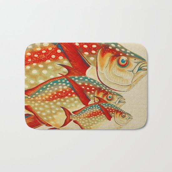 Fish Classic Designs 1 Bath Mat