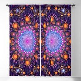 """""""Guardian"""" Mandala painting Blackout Curtain"""
