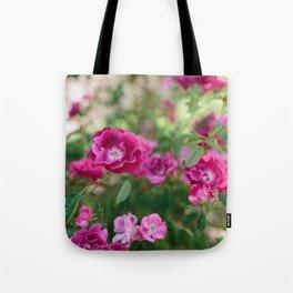 Flowers X // California Tote Bag