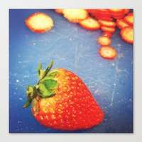 fruit Canvas Prints featuring Fruit by Daniel Clifford