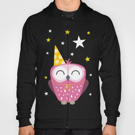 Party Owl Hoody