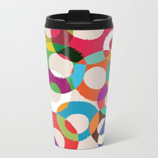 Loop Hoop Metal Travel Mug
