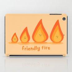 Friendly fire iPad Case