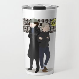 Baker Street Boys Travel Mug