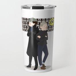 Baker Street Boys Travel Mug