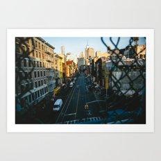 NYC II Art Print